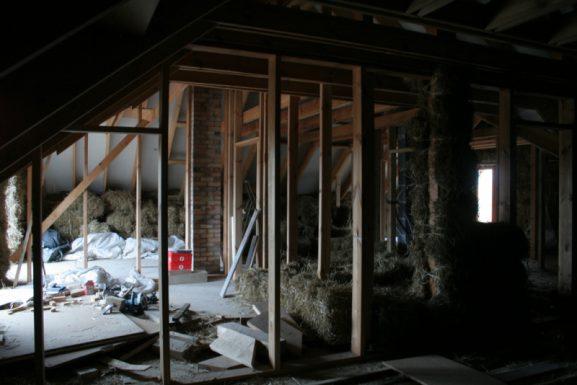 budowa domu - naturalny dom w 2018 roku