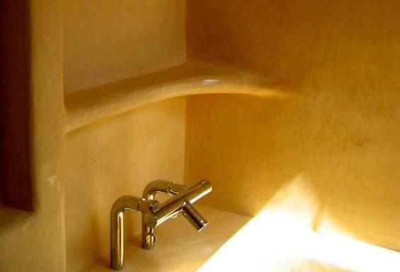 tadelakt w łazience